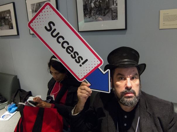 Jason Scott of Textfiles