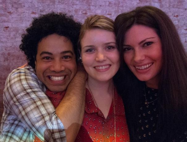 Kenyatta, Molly & Ellie