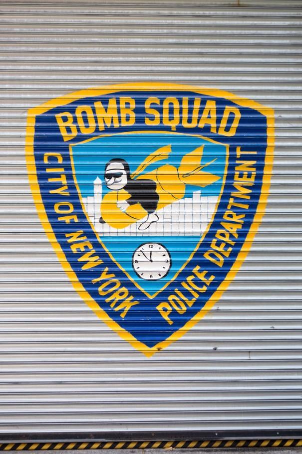 NYC Bomb Squad